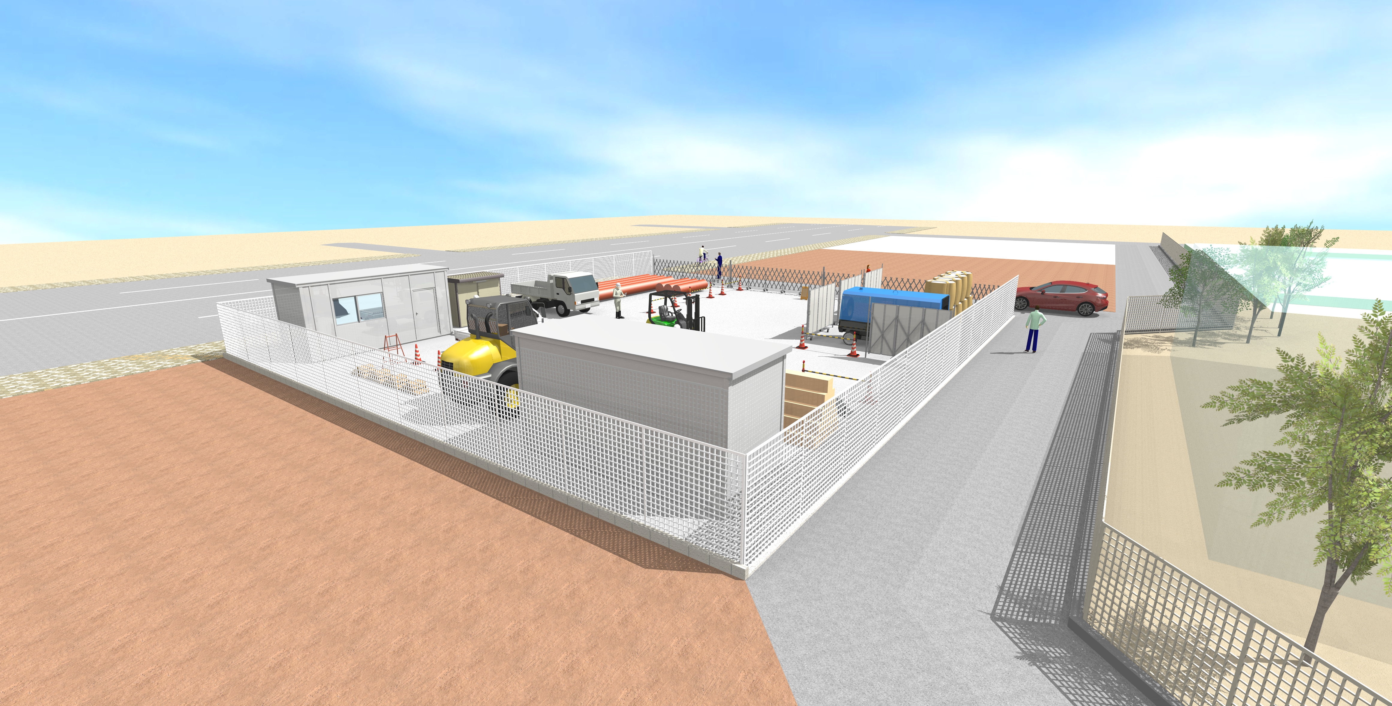 小平市用地収益化プロジェクト(№2)のファンドイメージ